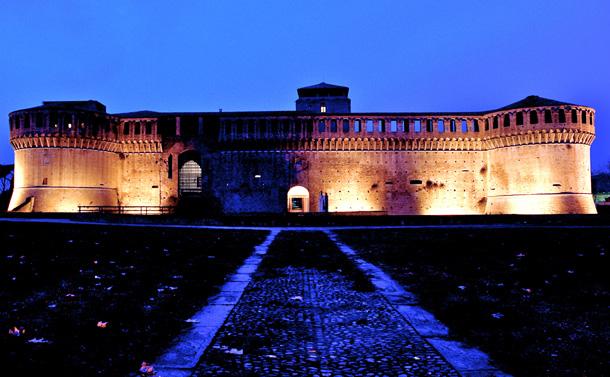 La Rocca sforzesca di Imola