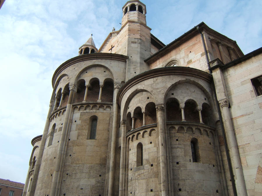 Absidi del Duomo di Modena