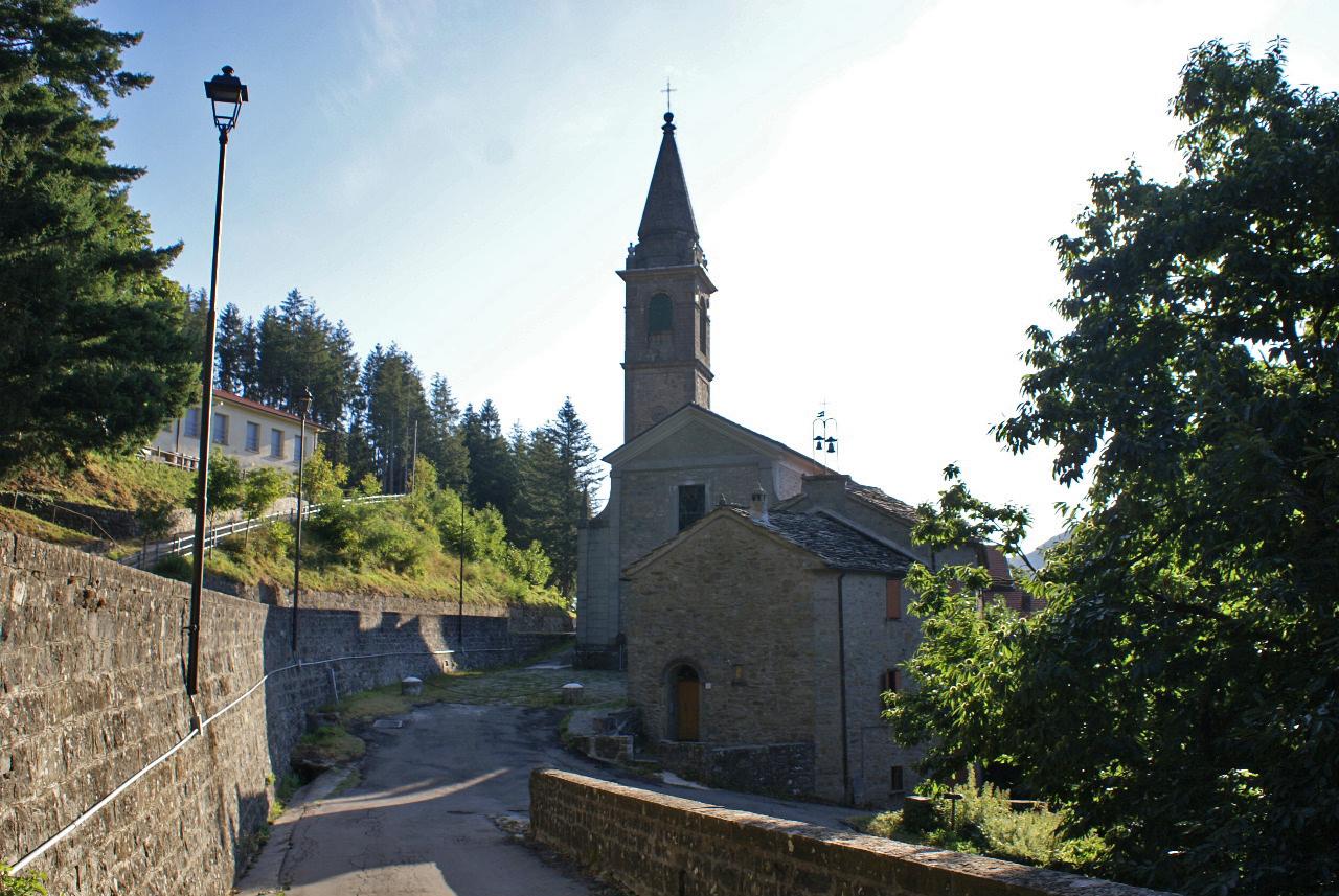 Il Santuario della Madonna di Calvigi