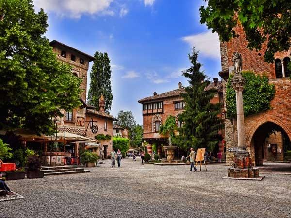 Il Castello di Grazzano Visconti - Vigolzone