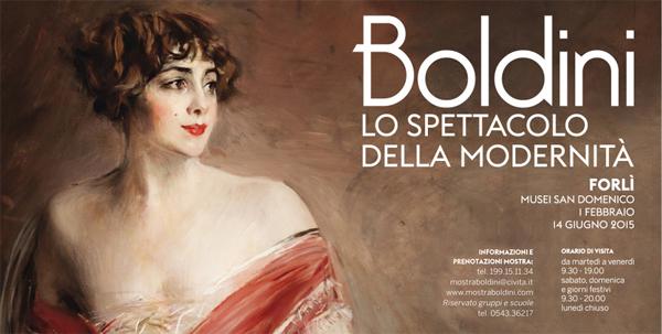Mostra Boldini, lo spettacolo della modernità - Forlì