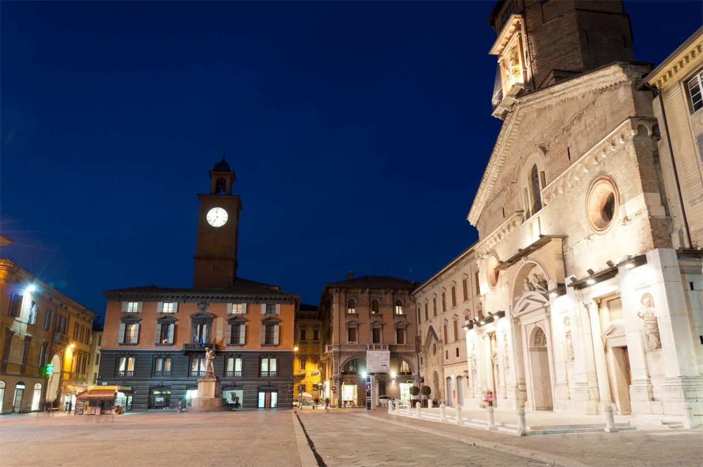 Reggio Emilia - la Cattedrale di Santa Maria Assunta