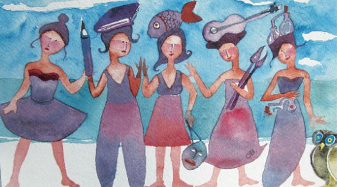 Festival Donne verso il mare aperto