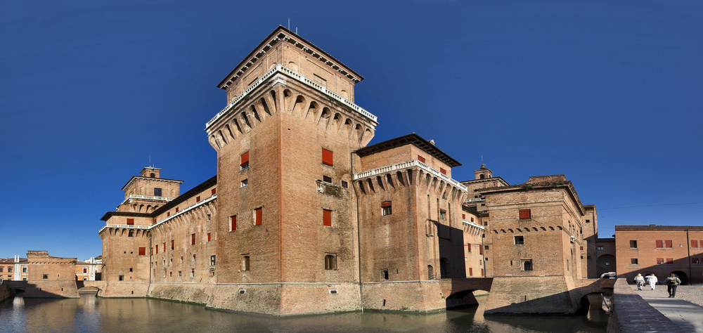 Феррара (Ferrara), Италия