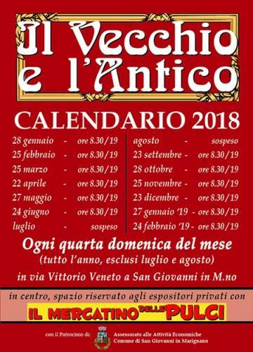 Calendario Mercatini Veneto.Il Vecchio E L Antico Pro Loco Emilia Romagna Unpli