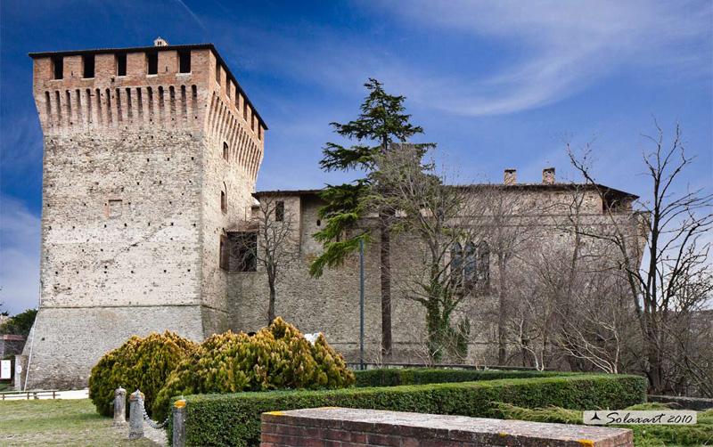 Il Castello Pallavicino, Varano de' Melegari