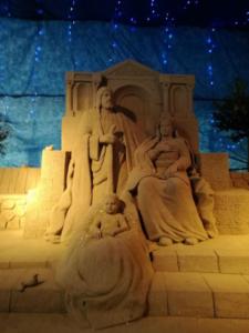Presepe di Sabbia | Marina di Ravenna RA @ Marina di Ravenna (RA) | Marina di Ravenna | Emilia-Romagna | Italia