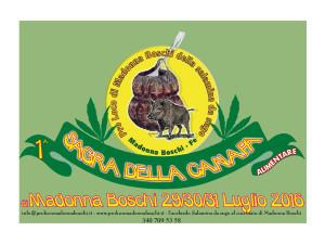 Antica Fiera delle Galanine e Sagra della Canapa Alimentare @ Madonna Boschi FE | Madonna Boschi | Emilia-Romagna | Italia
