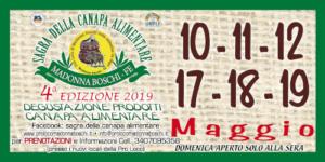 Sagra della Canapa Alimentare @ Madonna Boschi FE | Madonna Boschi | Emilia-Romagna | Italia