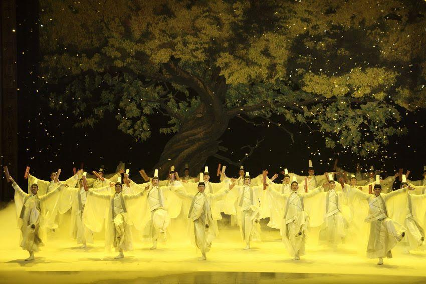 Unpli Pro Loco Emilia Romagna - Confucius - Dramma danzato