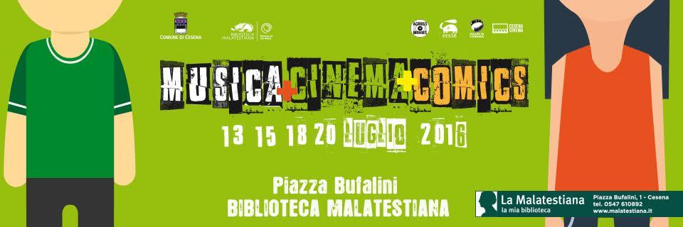 Unpli Pro Loco Emilia Romagna - Musica Cinema Comics