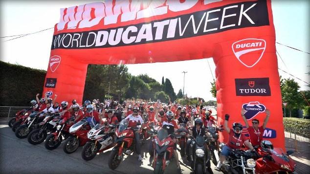 Unpli - Pro Loco Emilia Romagna, World Ducati Week