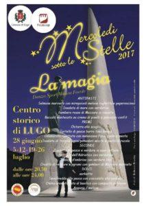Mercoledì sotto le Stelle 2017 @ Lugo | Emilia-Romagna | Italia