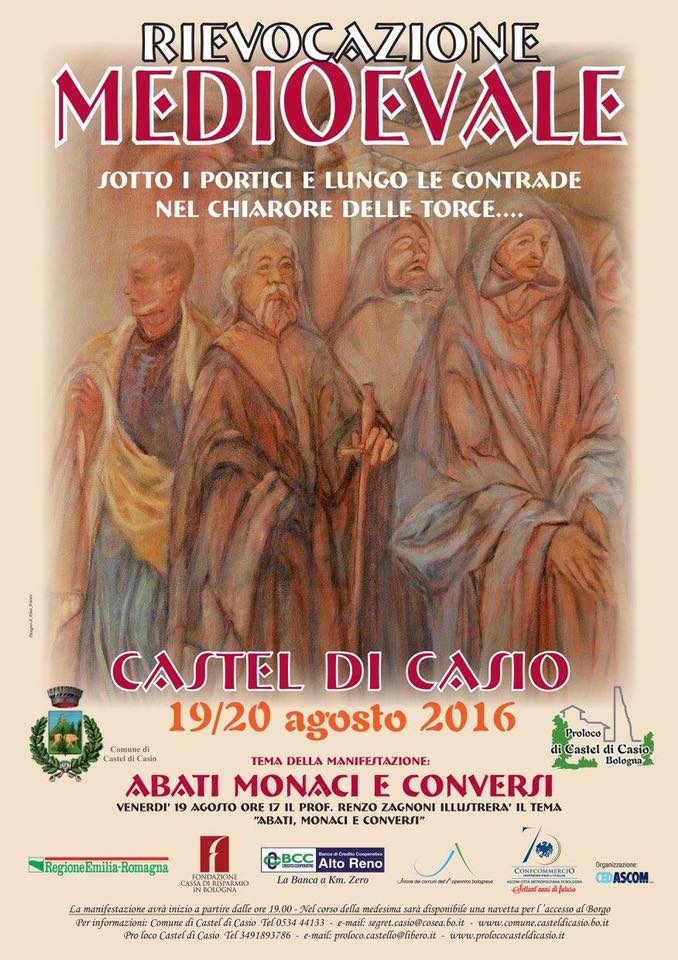 Unpli Pro Loco Emilia Romagna - Festa Medievale - Castel di Casio BO