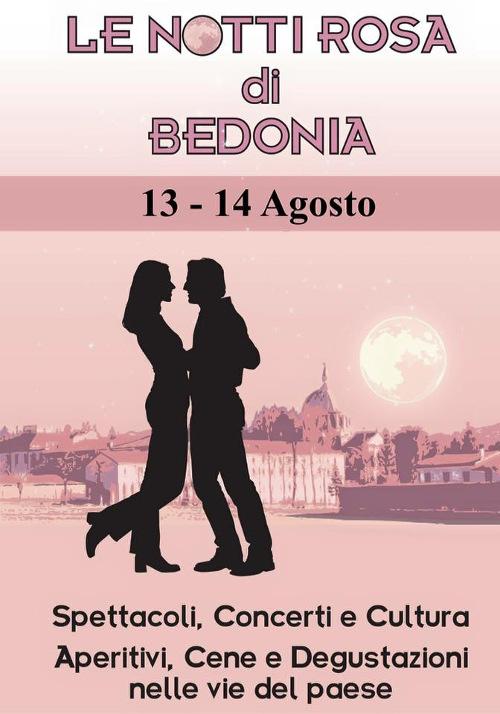 Unpli Pro Loco Emilia Romagna - Notti Rosa di Bedonia