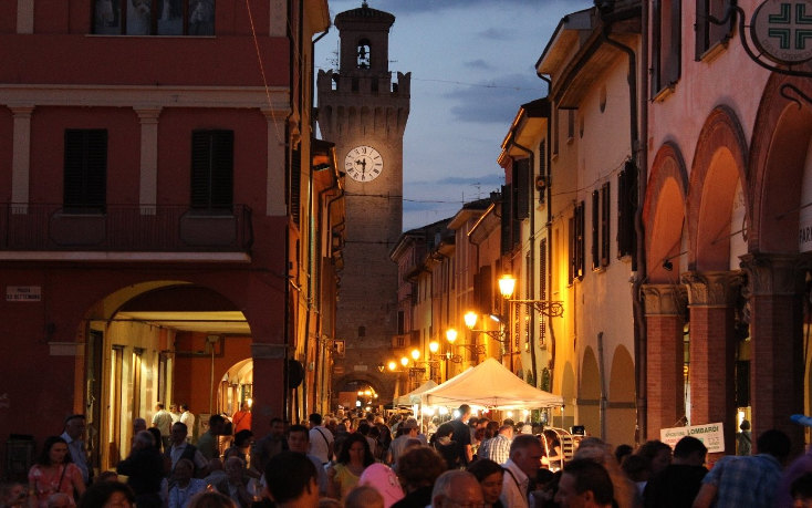 Unpli Pro Loco Emilia Romagna - Settembre castellano