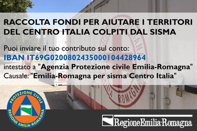 Unpli Pro Loco Emilia Romagna - Sisma centro Italia