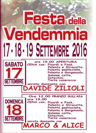 Unpli Pro Loco Emilia Romagna - Festa della Vendemmia