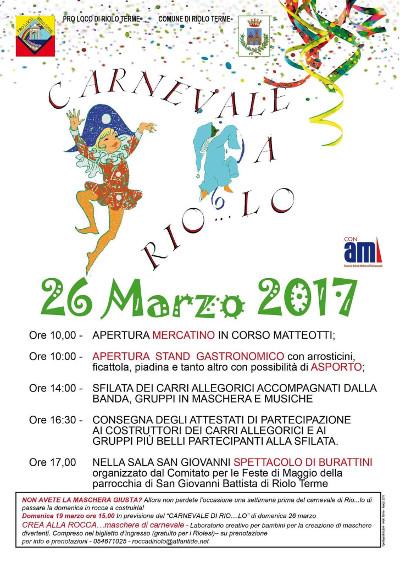 Carnevale di Riolo Terme