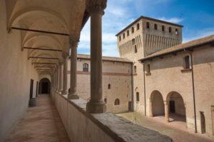 Castello_di_Torrechiara,_Loggia_Est