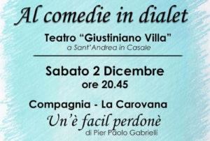 Al comedie in dialet @ Sant'Andrea in Casale RN   Sant'Andrea In Casale   Emilia-Romagna   Italia