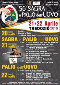 Sagra e Palio dell'Uovo @ Tredozio FC | Tredozio | Emilia-Romagna | Italia