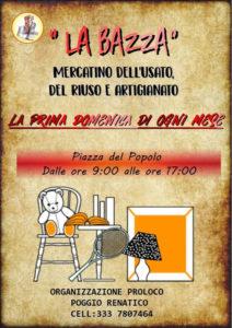 """Mercatino """"La Bazza"""" @ Poggio Renatico FE   Poggio Renatico   Emilia-Romagna   Italia"""