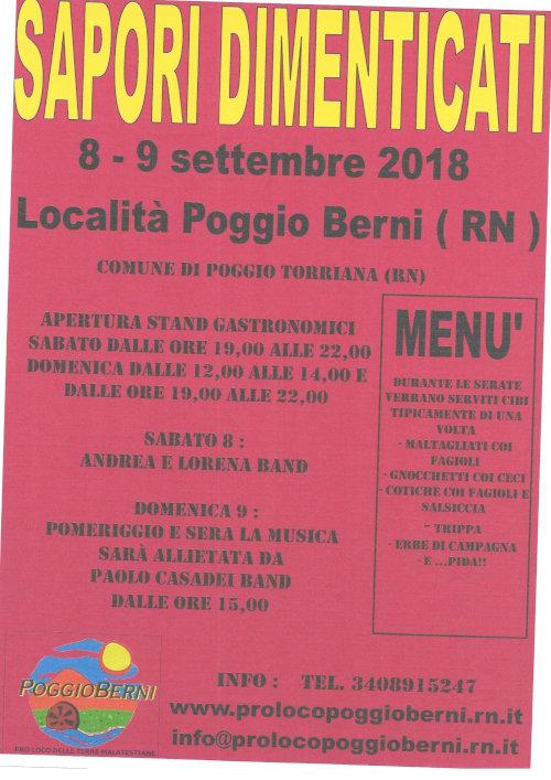 Sapori dimenticati @ Poggio Berni RN | Poggio Berni | Emilia-Romagna | Italia