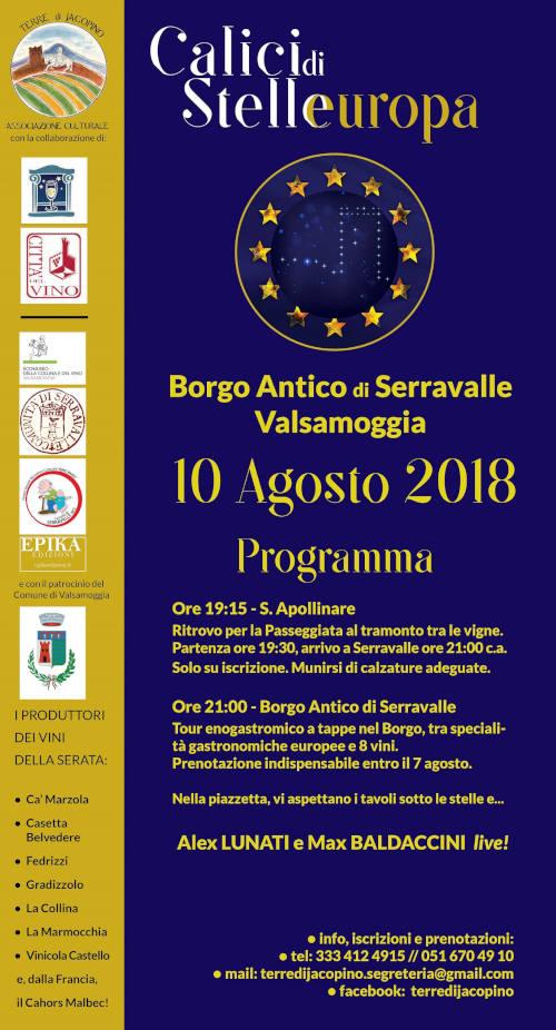 Calici di Stelle Valsamoggia @ Emilia-Romagna | Italia