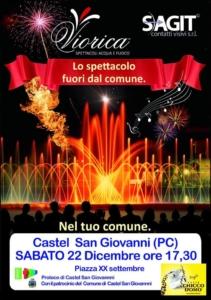 Lo Spettacolo Fuori dal Comune @ Castel San Giovanni PC   Emilia-Romagna   Italia
