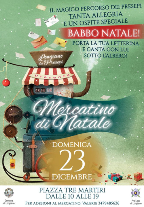 Mercatino di Natale @ Longiano FC | Longiano | Emilia-Romagna | Italia
