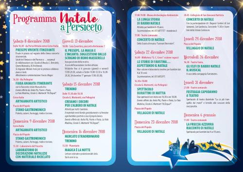 Natale a Persiceto @ San Giovanni in Persiceto BO | San Giovanni in Persiceto | Emilia-Romagna | Italia