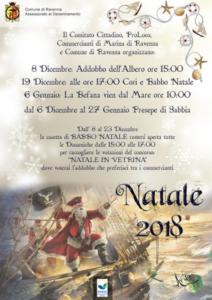 Natale 2018 a Marina di Ravenna @ Marina di Ravenna (RA)