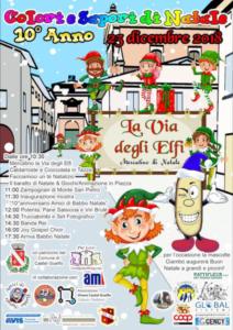 Colori e Sapori di Natale @ Castel Guelfo (BO)   Castel Guelfo di Bologna   Emilia-Romagna   Italia