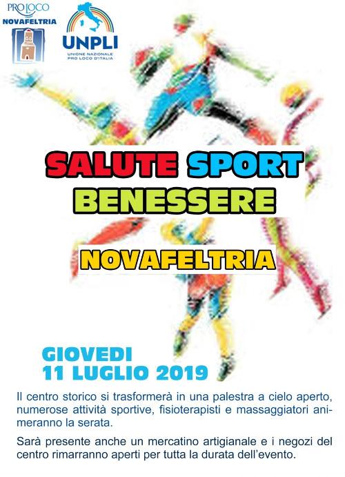 Salute Sport E Benessere Comitato Regionale Pro Loco Emilia Romagna