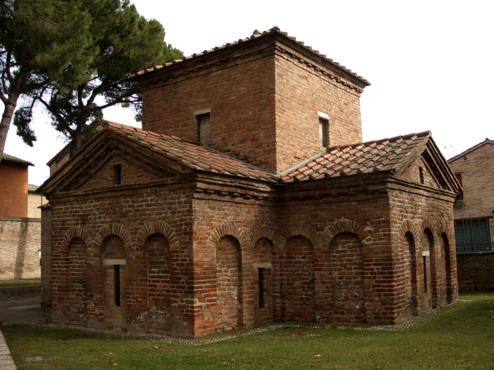 Mausoleo di Galla Placida - Ravenna