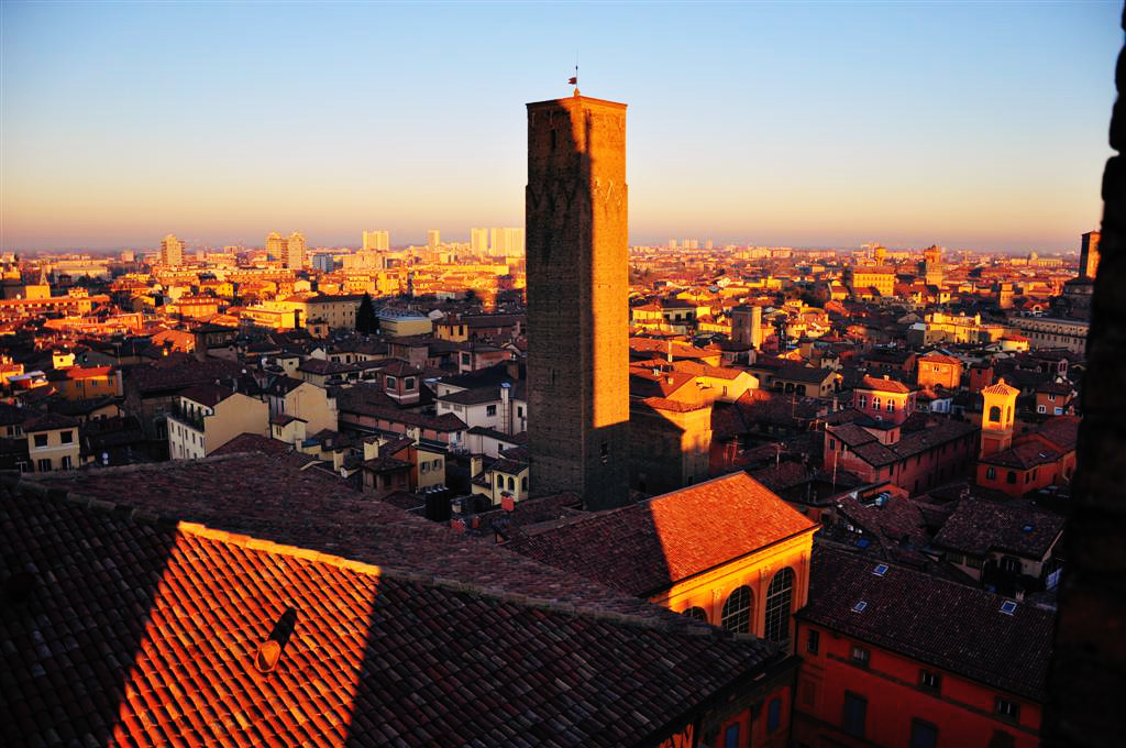 Torre dei Prendiparte - Bologna