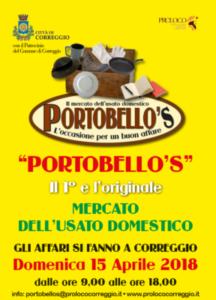 Portobello's @ Correggio RE | Correggio | Emilia-Romagna | Italia