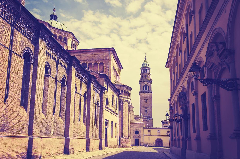 Parma - Visita nel centro storico