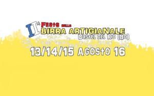 Festa della Birra Artigianale @ Castel del Rio BO | Castel del Rio | Emilia-Romagna | Italia
