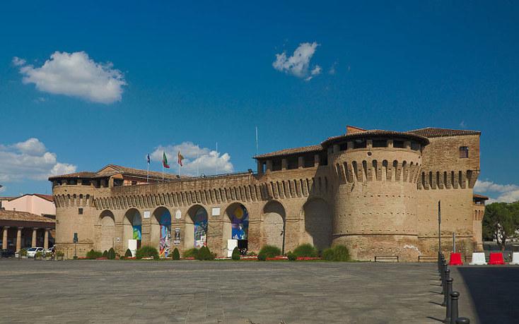 Rocca_di_Forlimpopoli_(FC)_Italy