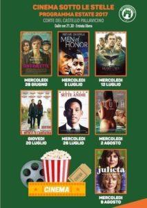Cinema sotto le stelle 2017 @ Varano de Melegari (PR) | Varano de' Melegari | Emilia-Romagna | Italia
