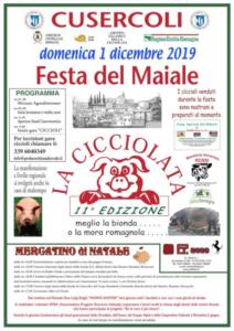 Festa del Maiale @ Cusercoli FC | Cusercoli | Emilia-Romagna | Italia