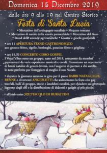 Festa di Santa Lucia @ Bazzano (BO) | Valsamoggia | Emilia-Romagna | Italia