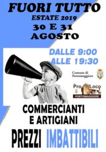 Fuori tutto a Portomaggiore @ Portomaggiore (FE) | Portomaggiore | Emilia-Romagna | Italia