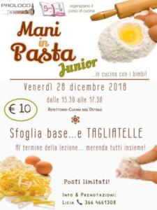 Mani in Pasta Junior @ Santa Sofia (FC) | Santa Sofia | Emilia-Romagna | Italia
