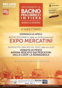 Bacino Pescherecci in Fiera @ Marina di Ravenna (RA) | Marina di Ravenna | Emilia-Romagna | Italia