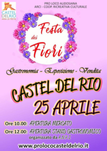 Festa dei Fiori @ Castel del Rio (BO) | Castel del Rio | Emilia-Romagna | Italia