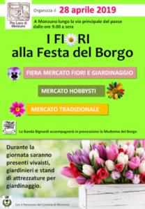 I Fiori alla Festa del Borgo @ Monzuno (BO) | Monzuno | Emilia-Romagna | Italia