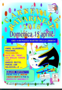 Carnevale Ravarinese @ Ravarino (MO) | Ravarino | Emilia-Romagna | Italia